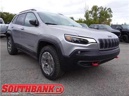 2020 Jeep Cherokee Trailhawk (Stk: 200083) in OTTAWA - Image 1 of 20