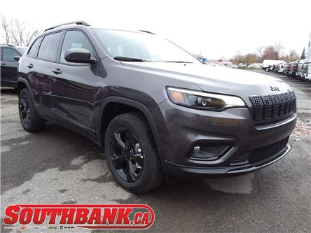 2020 Jeep Cherokee North (Stk: 200178) in OTTAWA - Image 1 of 20