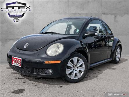 2008 Volkswagen New Beetle 2.5L Trendline (Stk: 19296-A) in Ottawa - Image 1 of 20