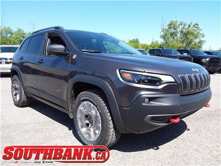 2020 Jeep Cherokee Trailhawk (Stk: 200028) in OTTAWA - Image 1 of 20