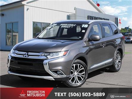 2016 Mitsubishi Outlander SE (Stk: 200029A) in Fredericton - Image 1 of 21