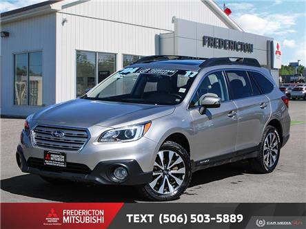 2017 Subaru Outback 2.5i Limited (Stk: 191342A) in Fredericton - Image 1 of 23