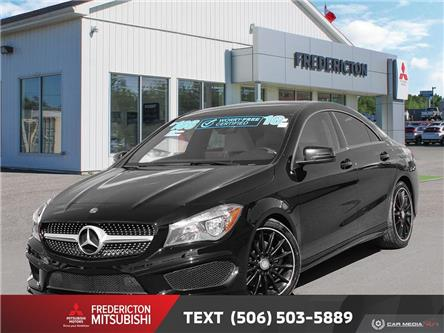 2016 Mercedes-Benz CLA-Class Base (Stk: 200233A) in Fredericton - Image 1 of 21