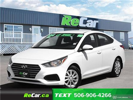 2019 Hyundai Accent Preferred (Stk: 200585A) in Fredericton - Image 1 of 22