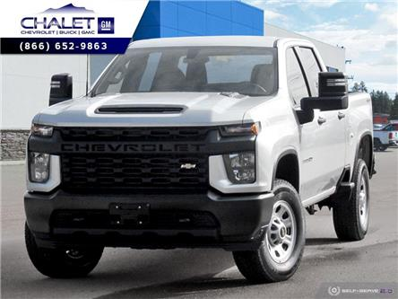 2020 Chevrolet Silverado 3500HD Work Truck (Stk: 20C37436) in Kimberley - Image 1 of 25