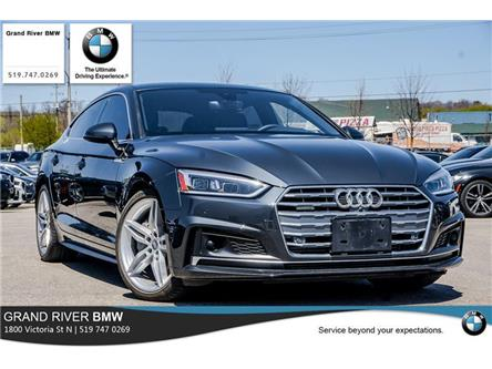 2019 Audi A5 45 Technik (Stk: PW5242A) in Kitchener - Image 1 of 6