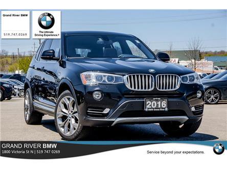 2016 BMW X3 xDrive35i (Stk: PW5265) in Kitchener - Image 1 of 22