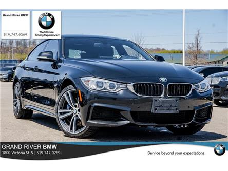 2017 BMW 440i xDrive Gran Coupe (Stk: PW5344) in Kitchener - Image 1 of 22