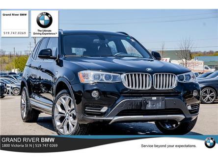 2016 BMW X3 xDrive28i (Stk: PW5347) in Kitchener - Image 1 of 22