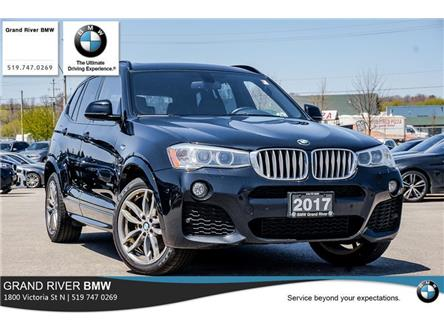2017 BMW X3 xDrive28i (Stk: T50985A) in Kitchener - Image 1 of 21