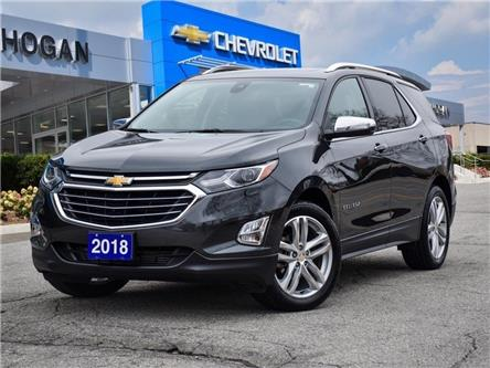 2018 Chevrolet Equinox Premier (Stk: A114419) in Scarborough - Image 1 of 28