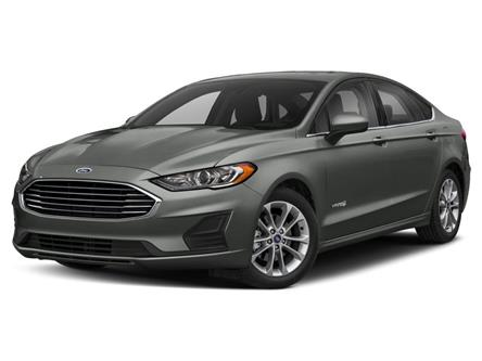 2020 Ford Fusion Hybrid Titanium (Stk: 20FU2837) in Vancouver - Image 1 of 9
