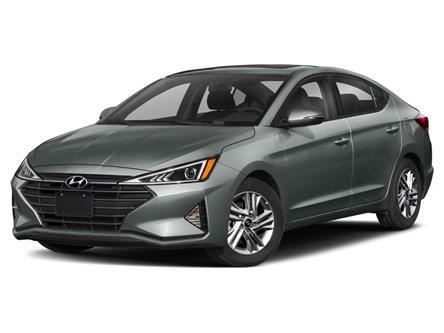 2020 Hyundai Elantra Preferred w/Sun & Safety Package (Stk: 20EL145) in Mississauga - Image 1 of 9