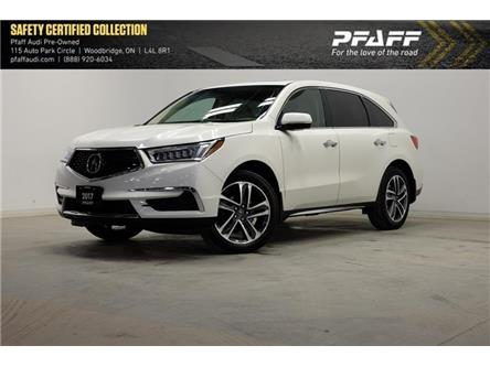 2017 Acura MDX Navigation Package (Stk: C7524) in Woodbridge - Image 1 of 16