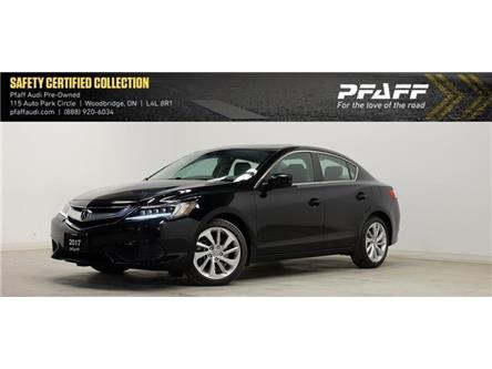 2017 Acura ILX Premium (Stk: C7525) in Woodbridge - Image 1 of 10