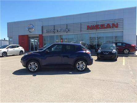 2017 Nissan Juke SV (Stk: 19-303A) in Smiths Falls - Image 1 of 13