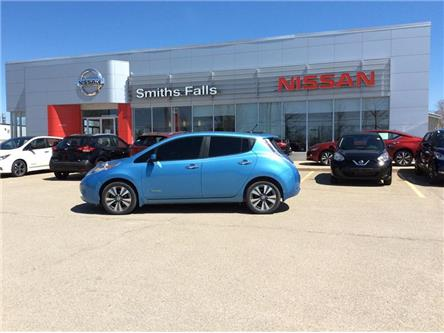 2013 Nissan LEAF SL (Stk: 19-364A) in Smiths Falls - Image 1 of 10