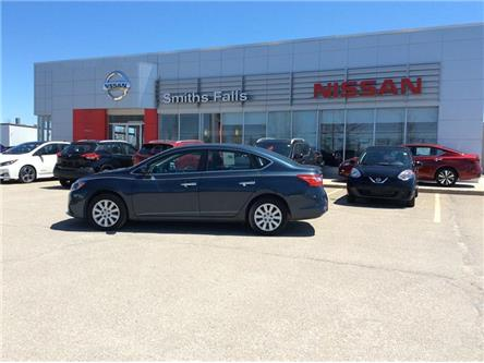 2017 Nissan Sentra 1.8 SV (Stk: P2035) in Smiths Falls - Image 1 of 13