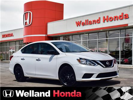 2018 Nissan Sentra 1.8 SV Midnight Edition (Stk: U6788) in Welland - Image 1 of 25