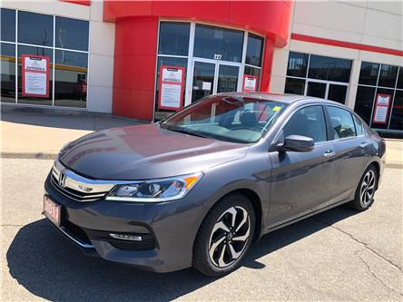 2017 Honda Accord EX-L (Stk: 20559A) in Cambridge - Image 1 of 24