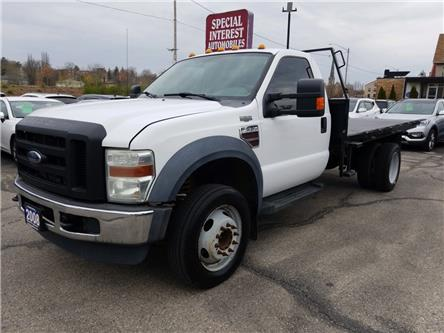2008 Ford F-550 Chassis XL (Stk: D23519) in Cambridge - Image 1 of 15