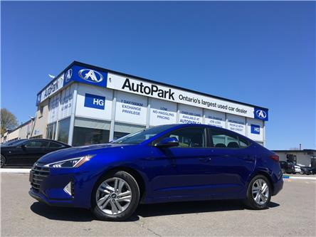 2020 Hyundai Elantra Preferred (Stk: 20-87239) in Brampton - Image 1 of 22