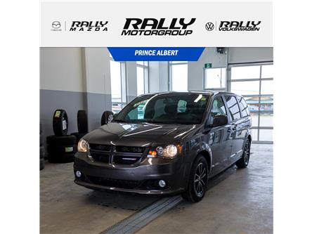 2018 Dodge Grand Caravan GT (Stk: V1054) in Prince Albert - Image 1 of 21