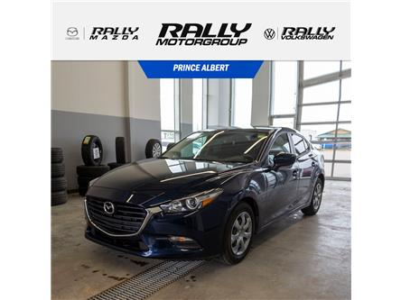 2018 Mazda Mazda3 GX (Stk: V1089) in Prince Albert - Image 1 of 15