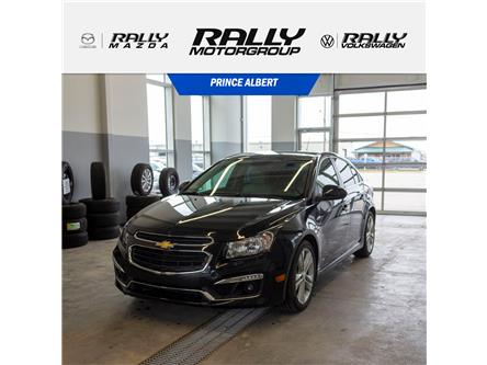 2016 Chevrolet Cruze Limited LTZ (Stk: V1103A) in Prince Albert - Image 1 of 16
