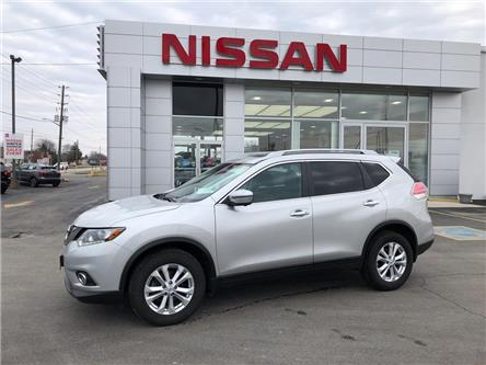 2016 Nissan Rogue SV (Stk: 19302A) in Sarnia - Image 1 of 19