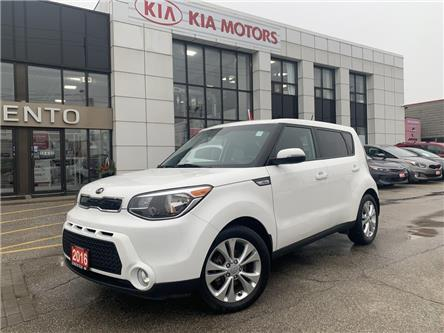 2016 Kia Soul  (Stk: 8140A) in North York - Image 1 of 28