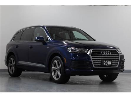 2018 Audi Q7  (Stk: 022833P) in Brampton - Image 1 of 14