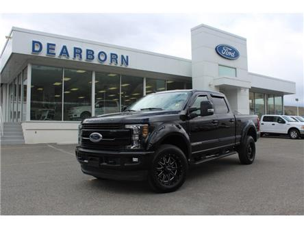 2019 Ford F-350 LARIAT (Stk: PL013) in Kamloops - Image 1 of 33