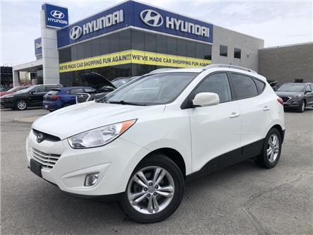 2012 Hyundai Tucson GLS (Stk: U1051A) in Clarington - Image 1 of 12