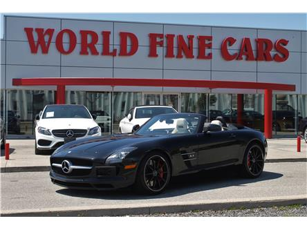 2012 Mercedes-Benz SLS AMG Base (Stk: 1284) in Toronto - Image 1 of 28