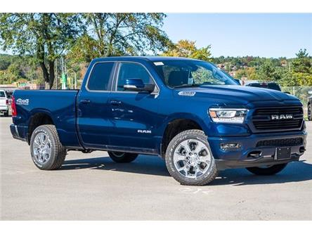 2020 RAM 1500 Big Horn (Stk: 33351) in Barrie - Image 1 of 30