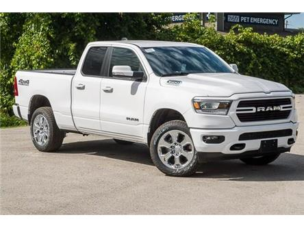 2020 RAM 1500 Big Horn (Stk: 33357) in Barrie - Image 1 of 30