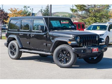 2020 Jeep Wrangler Unlimited Sahara (Stk: 33410) in Barrie - Image 1 of 26