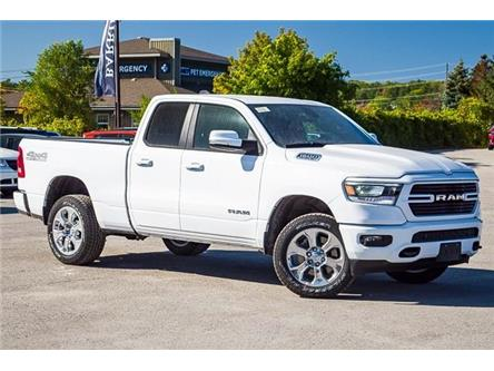 2020 RAM 1500 Big Horn (Stk: 33411) in Barrie - Image 1 of 30