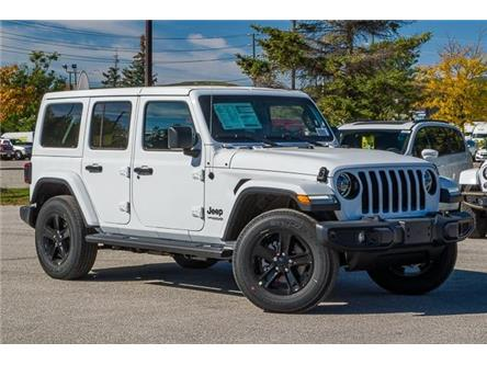 2020 Jeep Wrangler Unlimited Sahara (Stk: 33437) in Barrie - Image 1 of 27