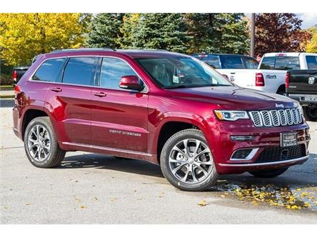 2020 Jeep Grand Cherokee Summit (Stk: 33476) in Barrie - Image 1 of 30