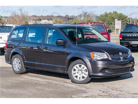 2019 Dodge Grand Caravan 29E Canada Value Package (Stk: 33619) in Barrie - Image 1 of 22