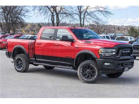 2019 RAM 2500 Power Wagon (Stk: 33689) in Barrie - Image 1 of 30