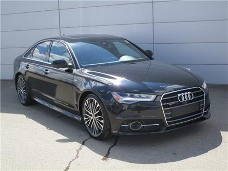 2018 Audi A6 3.0T Technik (Stk: 6616) in Regina - Image 1 of 29