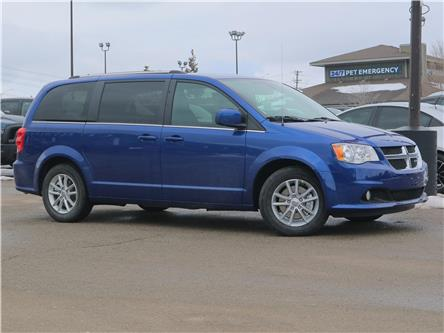 2020 Dodge Grand Caravan Premium Plus (Stk: 33786) in Barrie - Image 1 of 26
