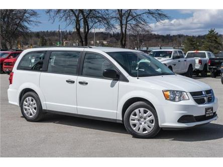 2020 Dodge Grand Caravan SE (Stk: 33800) in Barrie - Image 1 of 30