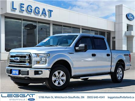 2016 Ford F-150 XLT (Stk: U5372) in Stouffville - Image 1 of 22