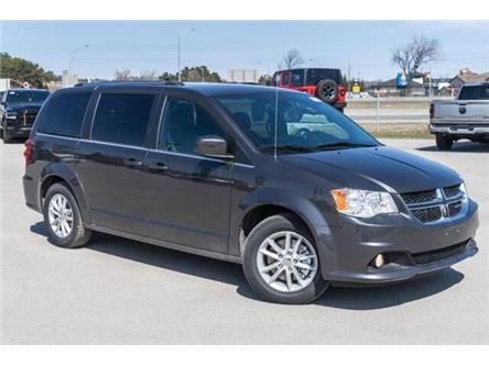 2020 Dodge Grand Caravan Premium Plus (Stk: 33912) in Barrie - Image 1 of 30
