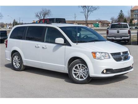 2020 Dodge Grand Caravan Premium Plus (Stk: 33908) in Barrie - Image 1 of 29