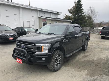 2018 Ford F-150 XLT (Stk: ) in Garson - Image 1 of 6